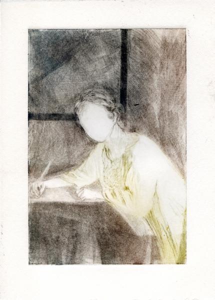 A la manière de Vermeer