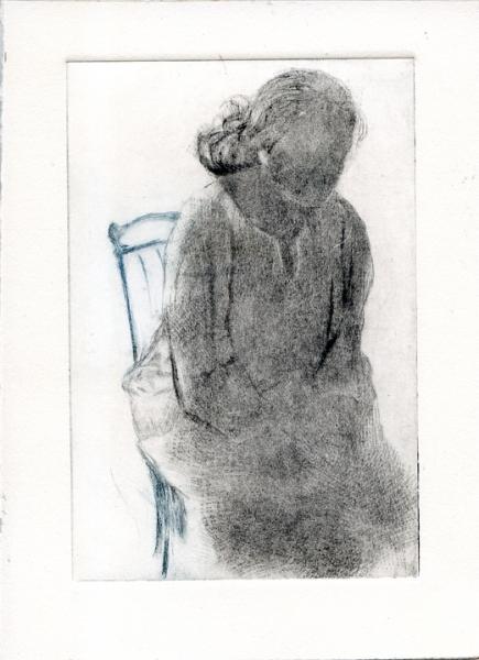 A la manière de Degas