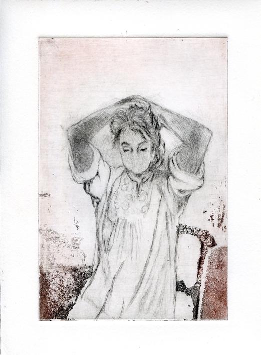A la manière de Berthe Morisot