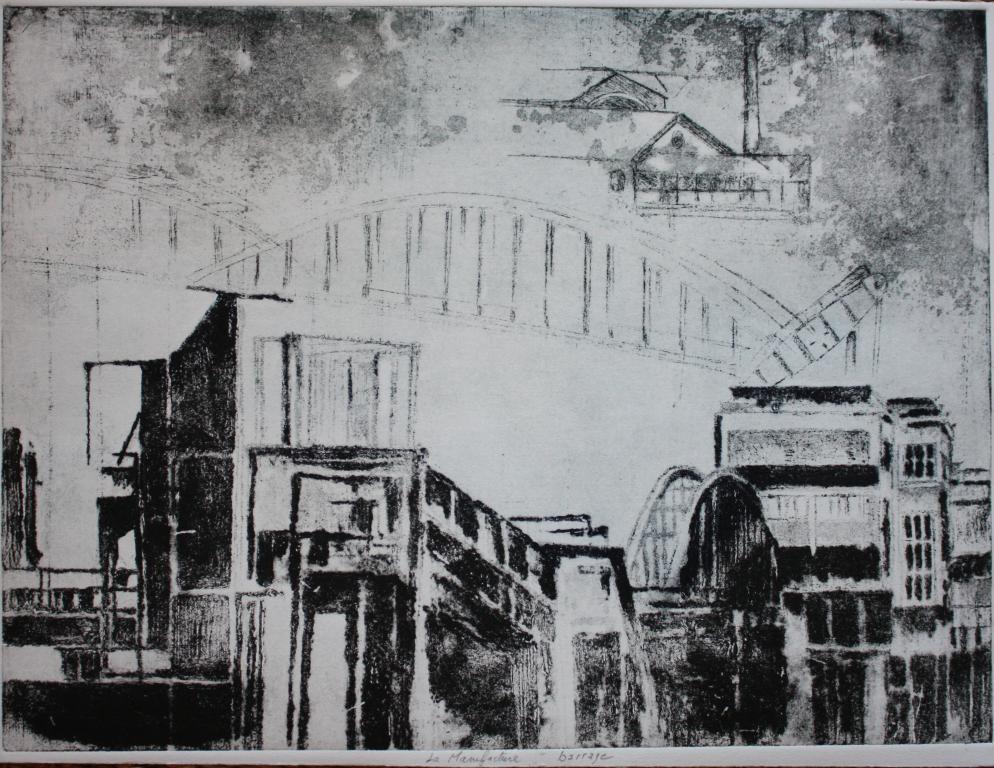 La Manufacture - Dam