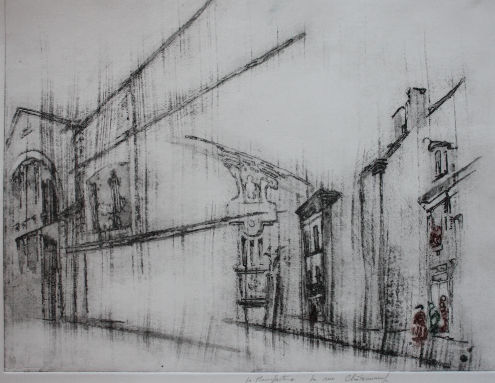 La Manufacture - Rue Châteauneuf