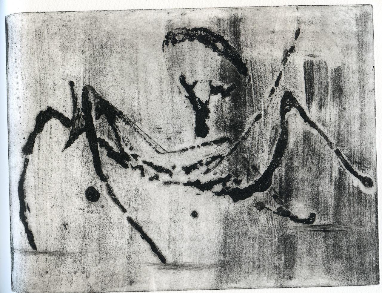 La Sauterelle (Sculpture originale de Alain Donnadieu)