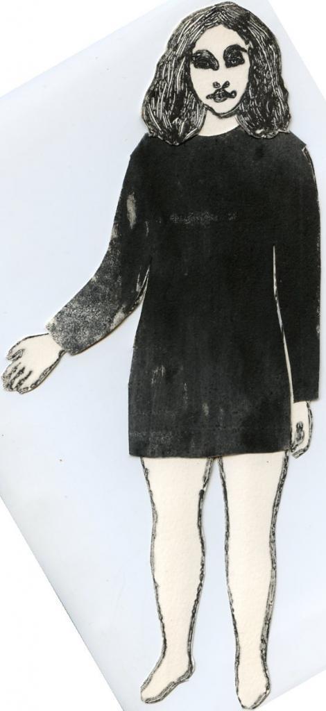 The Small Black dress